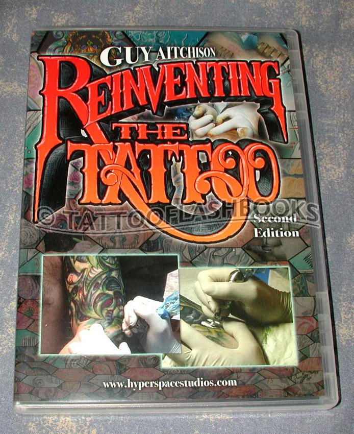 reinventing the tattoo dvd